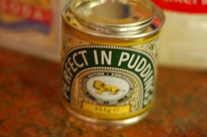 Tate and Lyle's: Perfect in Puddings!